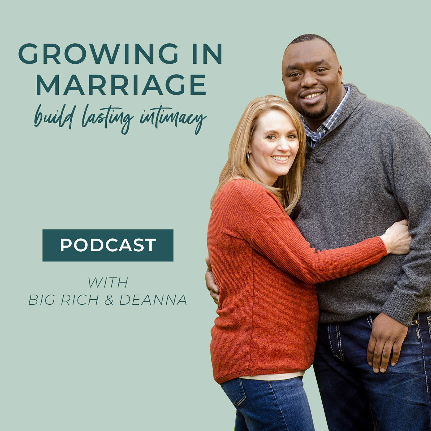 Growing In Marriage show art