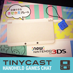 TinyCast 046 - Pokemon Rocks