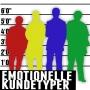 Artwork for #63: Tillid skabes ved at målrette hele din virksomhed efter kundens følelsesmæssigebehov [Emotionelle Kundetyper]