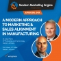 Artwork for A Modern Approach To Marketing & Sales Alignment In Manufacturing