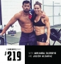 Artwork for Ep 219 - Redefining Your Fitness Identity with Miranda and Julien Alcaraz