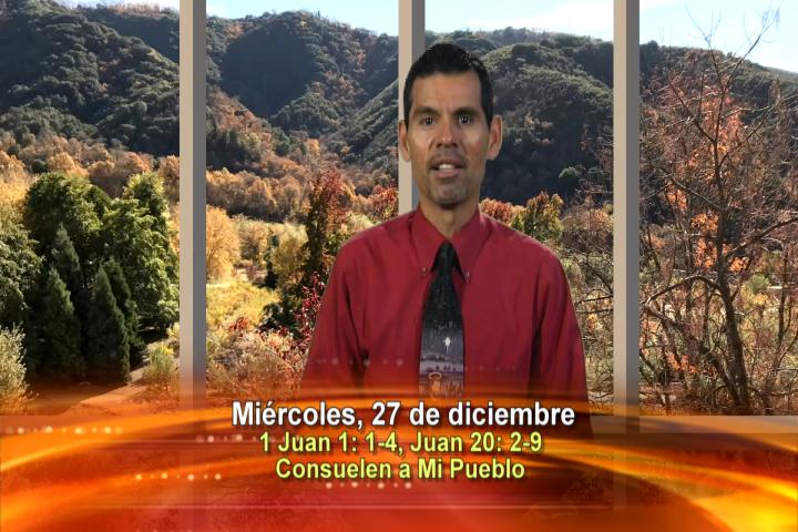 Artwork for Dios te Habla con Jose Luis Elias;  Tema el hoy:  EL DIA DEL MESÍAS ESTA CERCA, CONSUELEN A MI PUEBLO