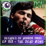 Artwork for The Dead Zone (1983) – Episode 153 – Decades of Horror 1980s