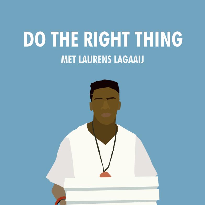 4. Flora's Filmclub – Do the Right Thing (met Laurens Lagaaij) show art