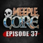 Artwork for MeepleCore Podcast Episode 37 - What makes a game replayable, paper money, top 5 RPG classes, and more!