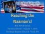 Artwork for Reaching the Naaman's {Kevin Raub}