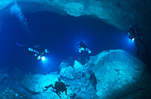 Florida Cave Science w/ Dr Bill Huth PhD