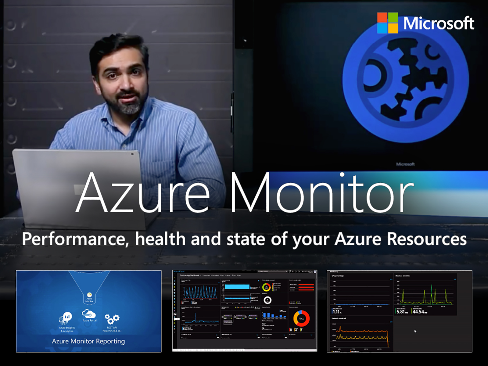 Artwork for An overview of Azure Monitor