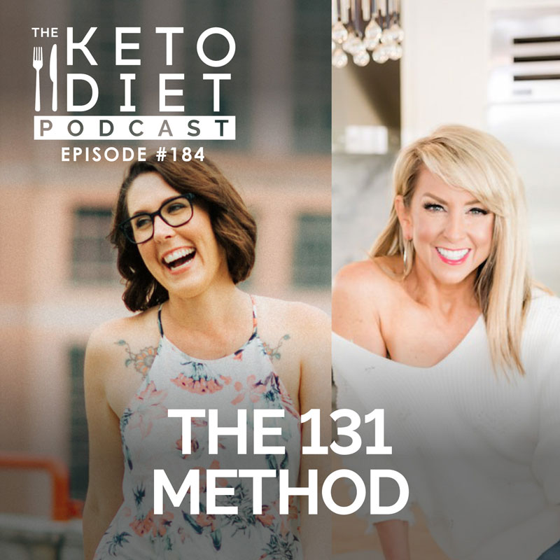 #184 The 131 Method with Chalene Johnson