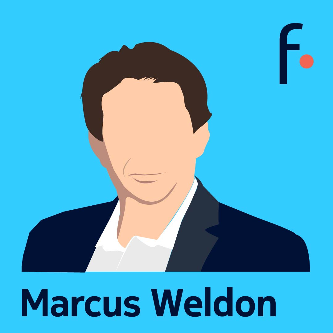Waves of Innovation: Bell Labs President Marcus Weldon on the 5G Tsunami