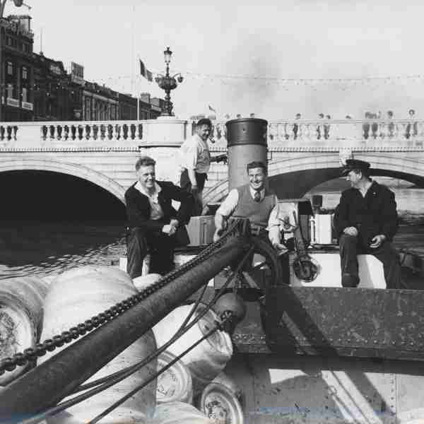 Poetry, Protests and Pranksters: The O'Connell Bridge