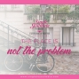 Artwork for 083: The place is not the problem