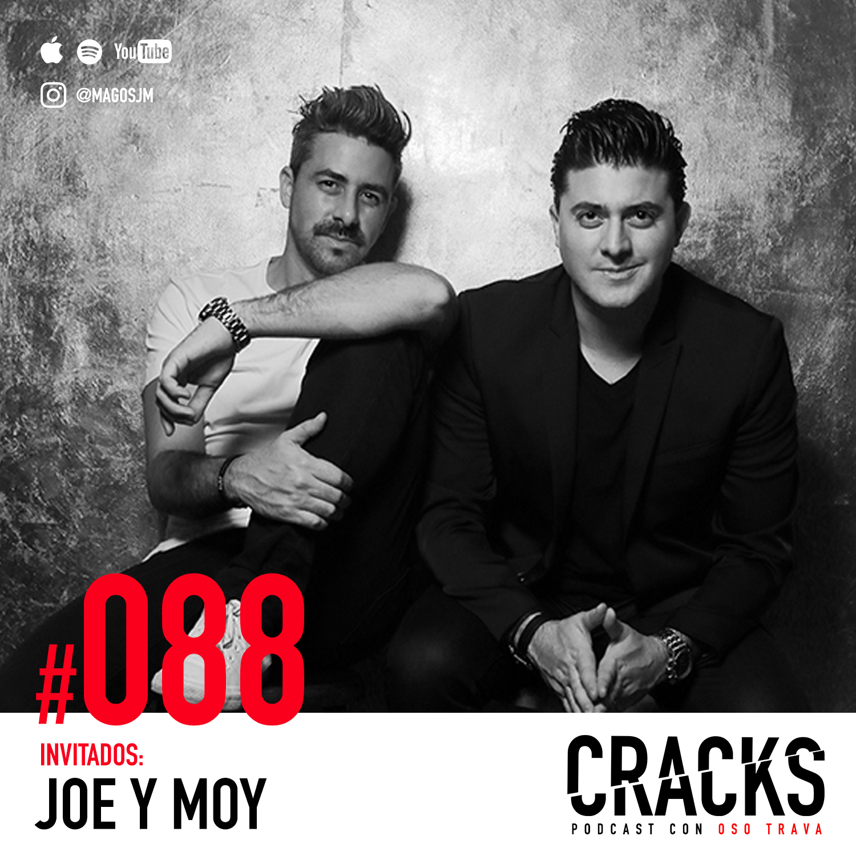 #088. Joe y Moy - Cómo Volverte un Mago de lo que Sea