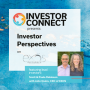 Artwork for Investor Perspectives on EXOS, featuring lead investors Scott & Paula Robinson, and John Quinn, Co-Founder & COO of EXOS