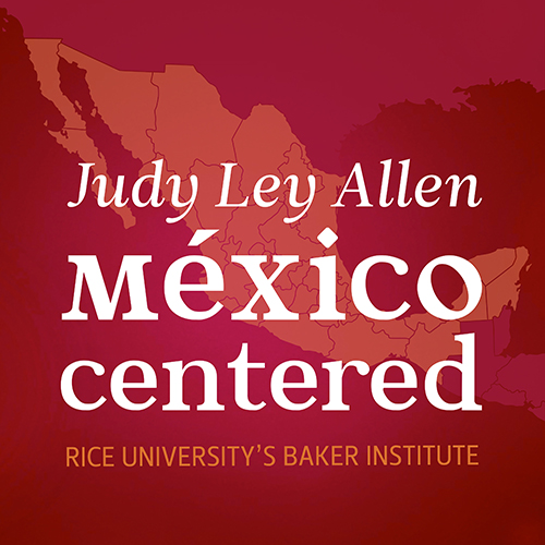 Judy Ley Allen Mexico Centered show art