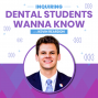 Artwork for VISION: Inquiring Dental Students Wanna Know with Kevin Reardon