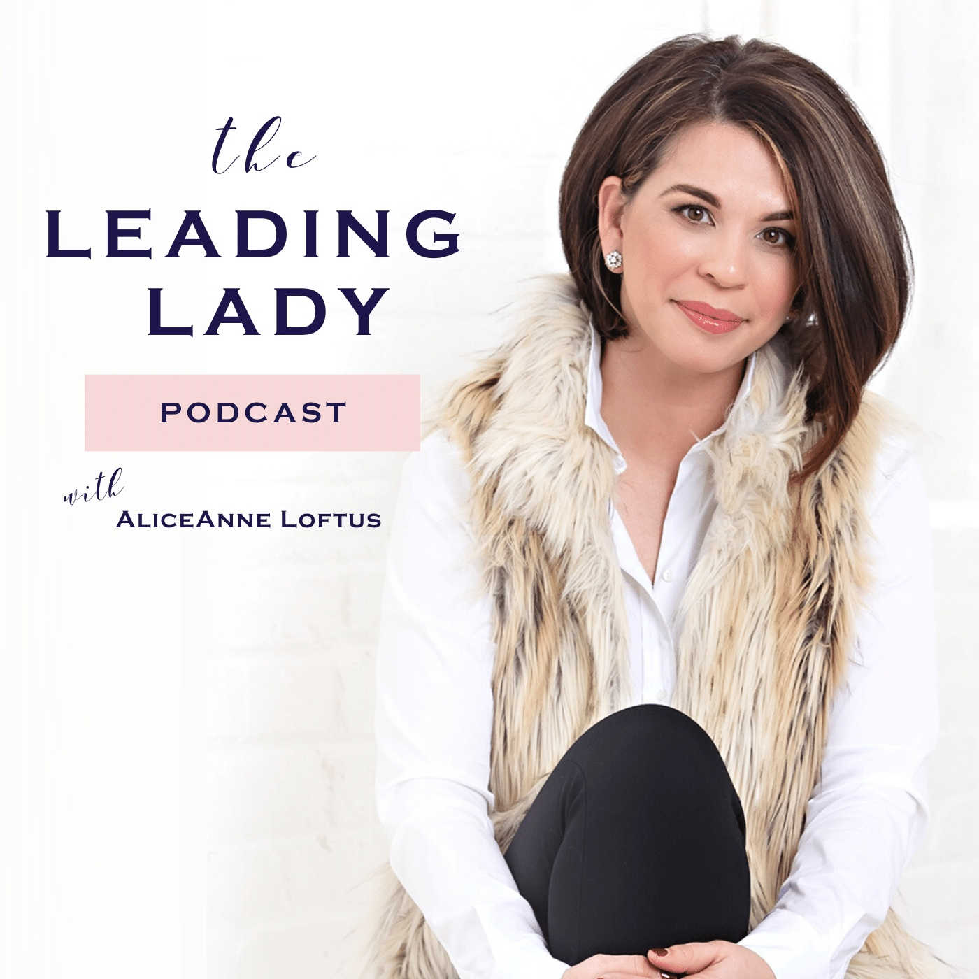 Leading Lady Podcast show art