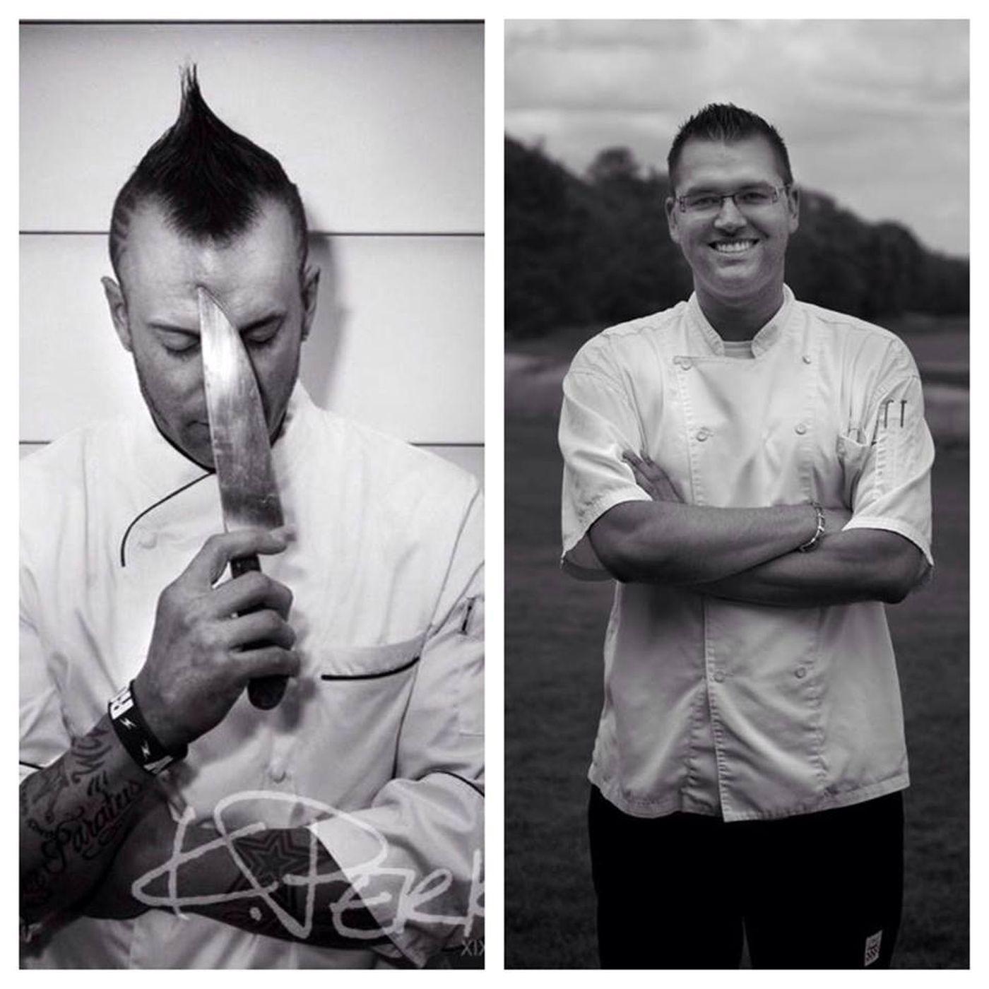 TFC #10: Chef Jon Scallion | Chef Ja\'Nel | Gluten Free Dining ...