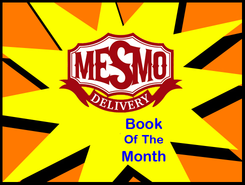 Cammy's Comic Corner - Book Of The Month - Mesmo Delivery