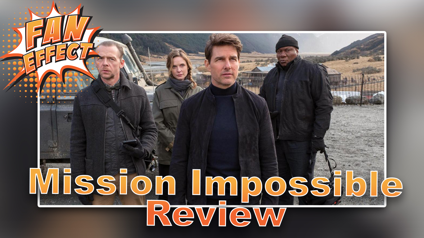 "Artwork for ""MISSION IMPOSSIBLE: FALLOUT"" and How Ethan Hunt's Spy Movies Have Surpassed James Bond"