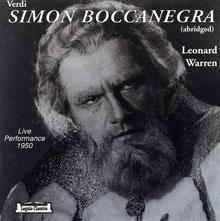 Simon Boccanegra 1950