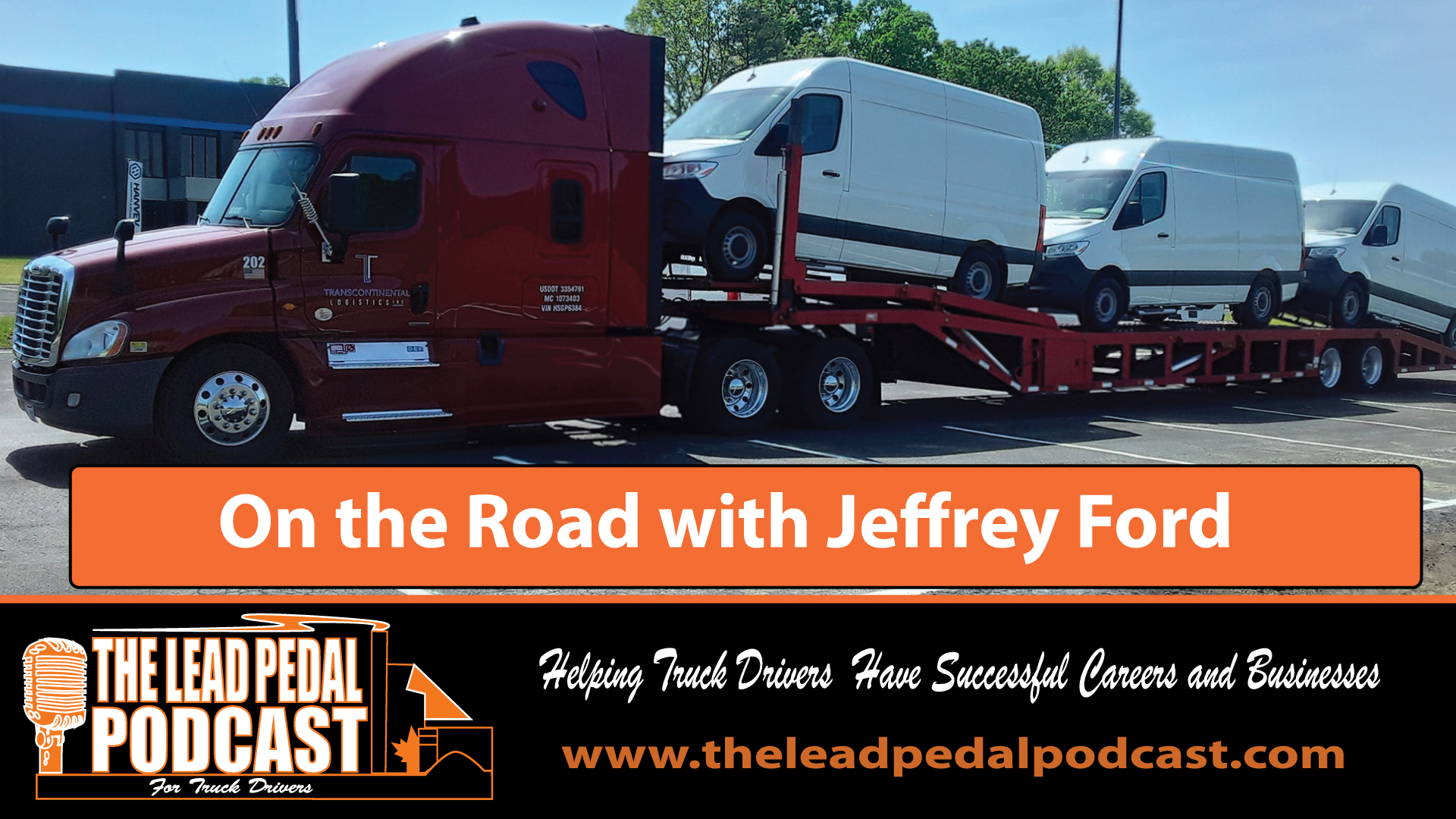 LP631 Over the Road with Jeffrey Ford