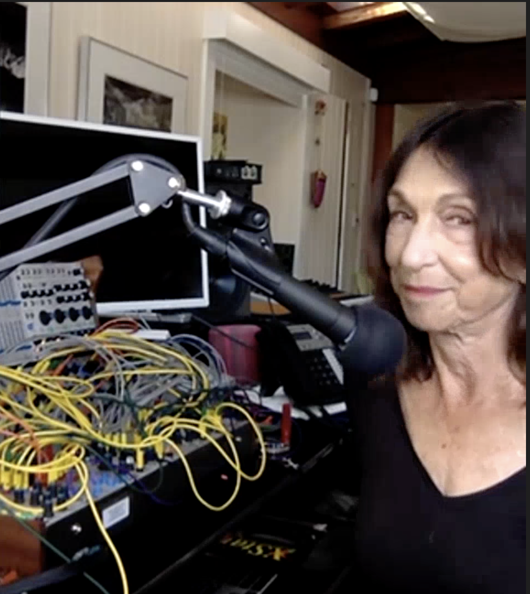 ANTIC Special Episode - My Atari by Suzanne Ciani