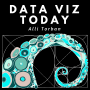 Artwork for 45: How to Use Data Viz to Bring People Together and Feel Connected - Featuring Amy Cesal and Zander Furnas