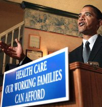 ObamaCare: A Non-Existent Health Plan That Begins with Cuts