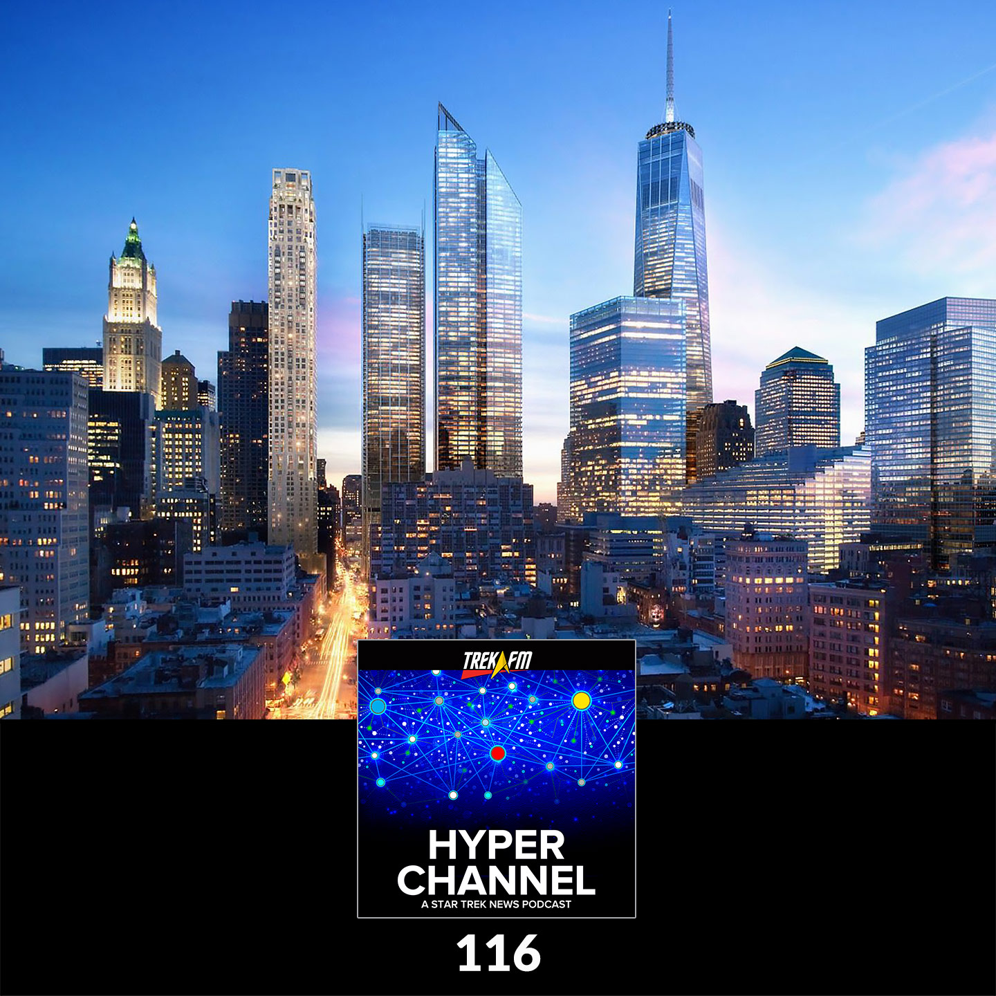 Hyperchannel 116: Big Apple Beam Down