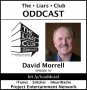 Artwork for The Liars Club Oddcast # 097 | David Morrell, Award-Winning Bestselling Author