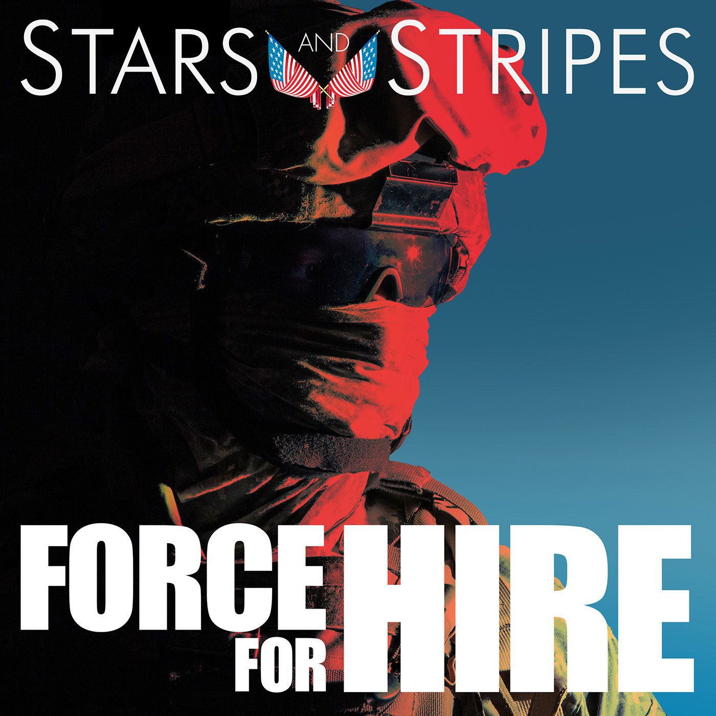 Force for Hire show art