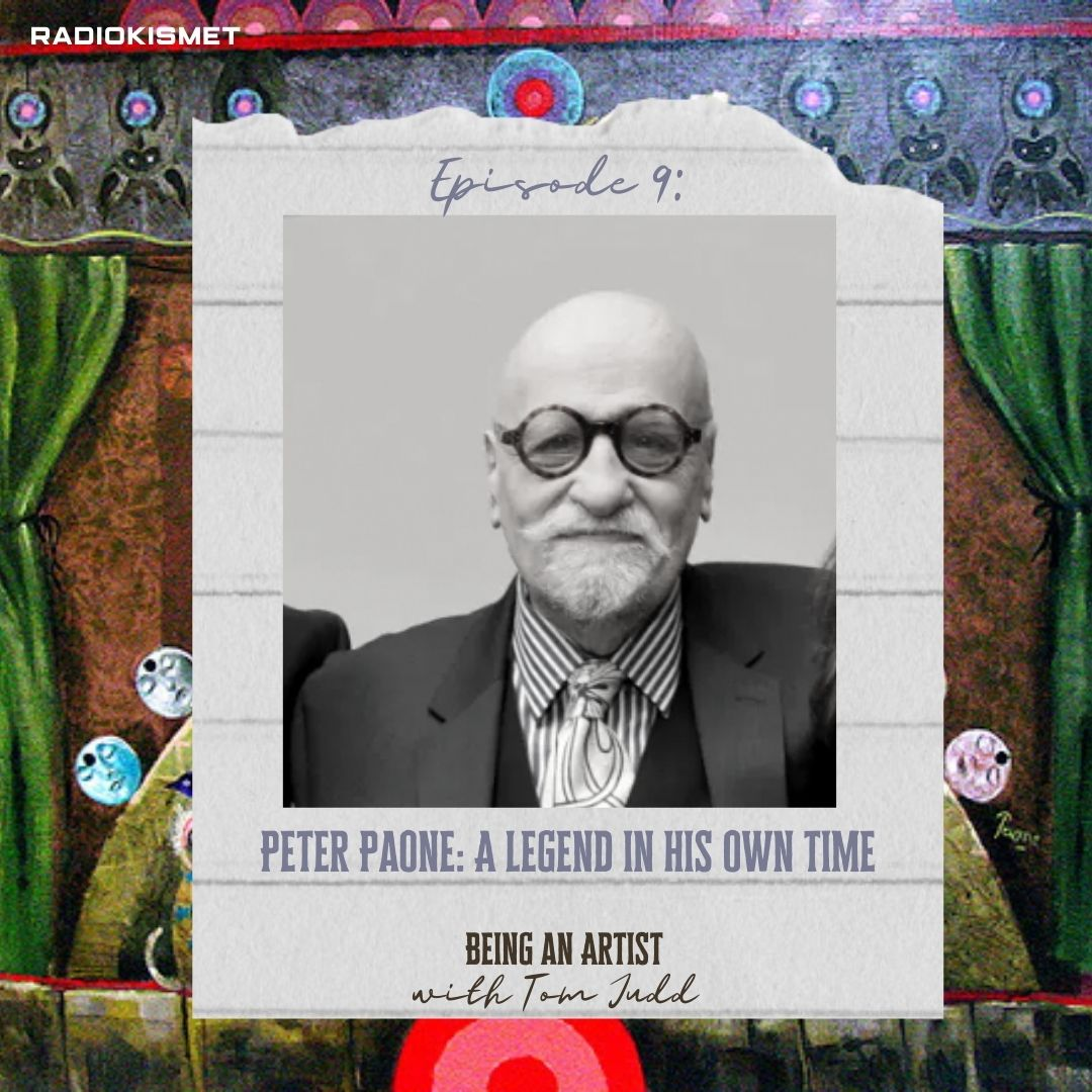 Artwork for Peter Paone: A Legend In His Own Time