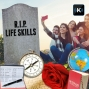 Artwork for Why life's basic skills are dying