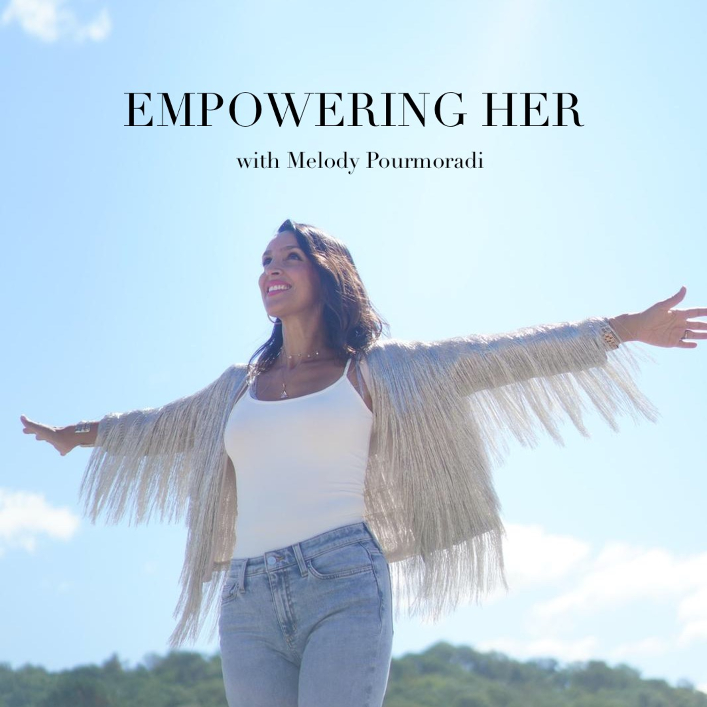 Empowering Her with Melody Pourmoradi show art