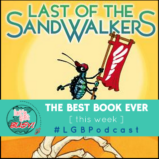 Artwork for The Best Book Ever [this week] - July 26, 2015