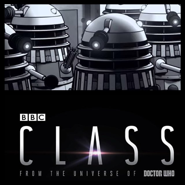 Tim's Take On: Episode 357(Doctor Who: The Power of The Daleks animated review/Class Episode 5 review)