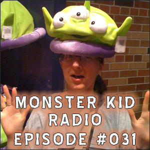 Monster Kid Radio #030 - Tracey Morris and The Valley of Gwangi, Part Two