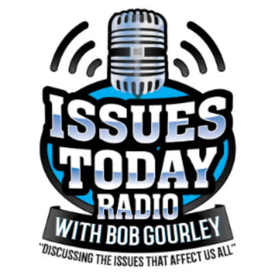 Issues Today Radio show art