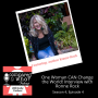 Artwork for One Woman Can Change the World: Interview with Ronne Rock