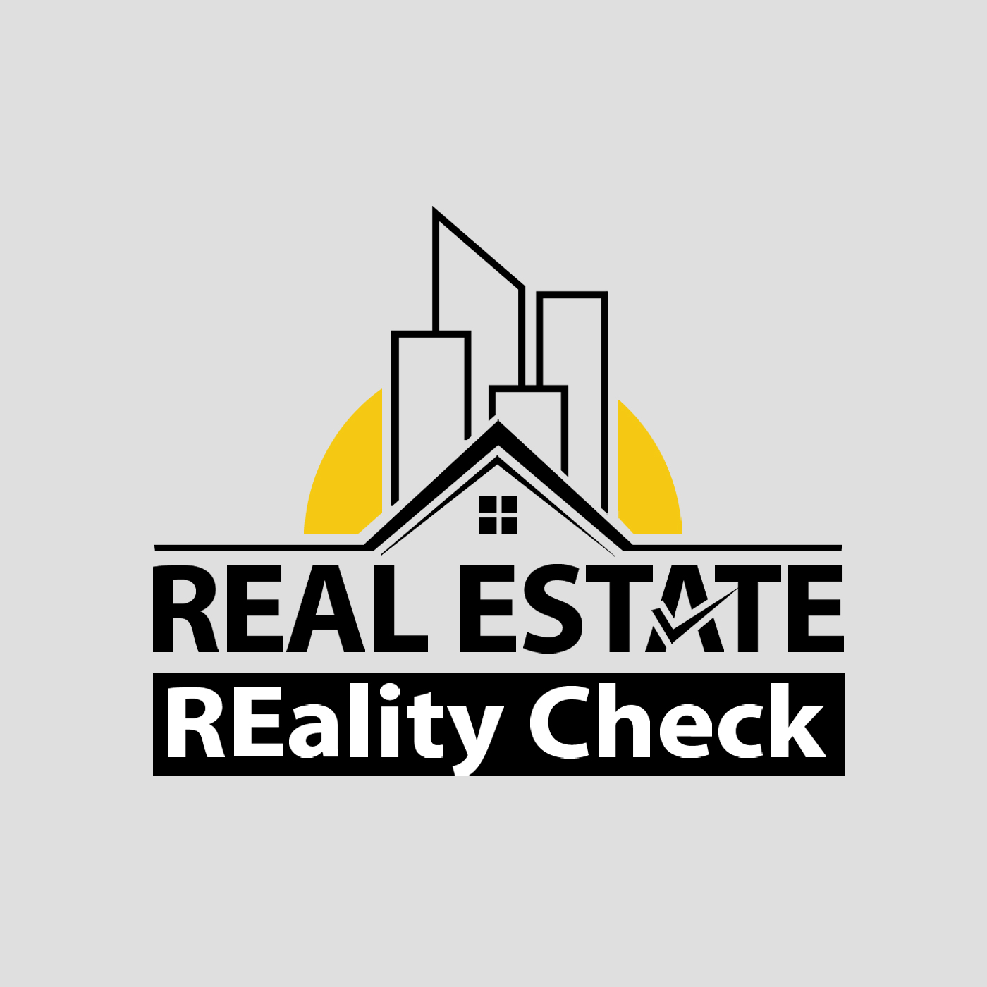 Real Estate REality Check | Real Estate & Business Career Success Education and Training show art