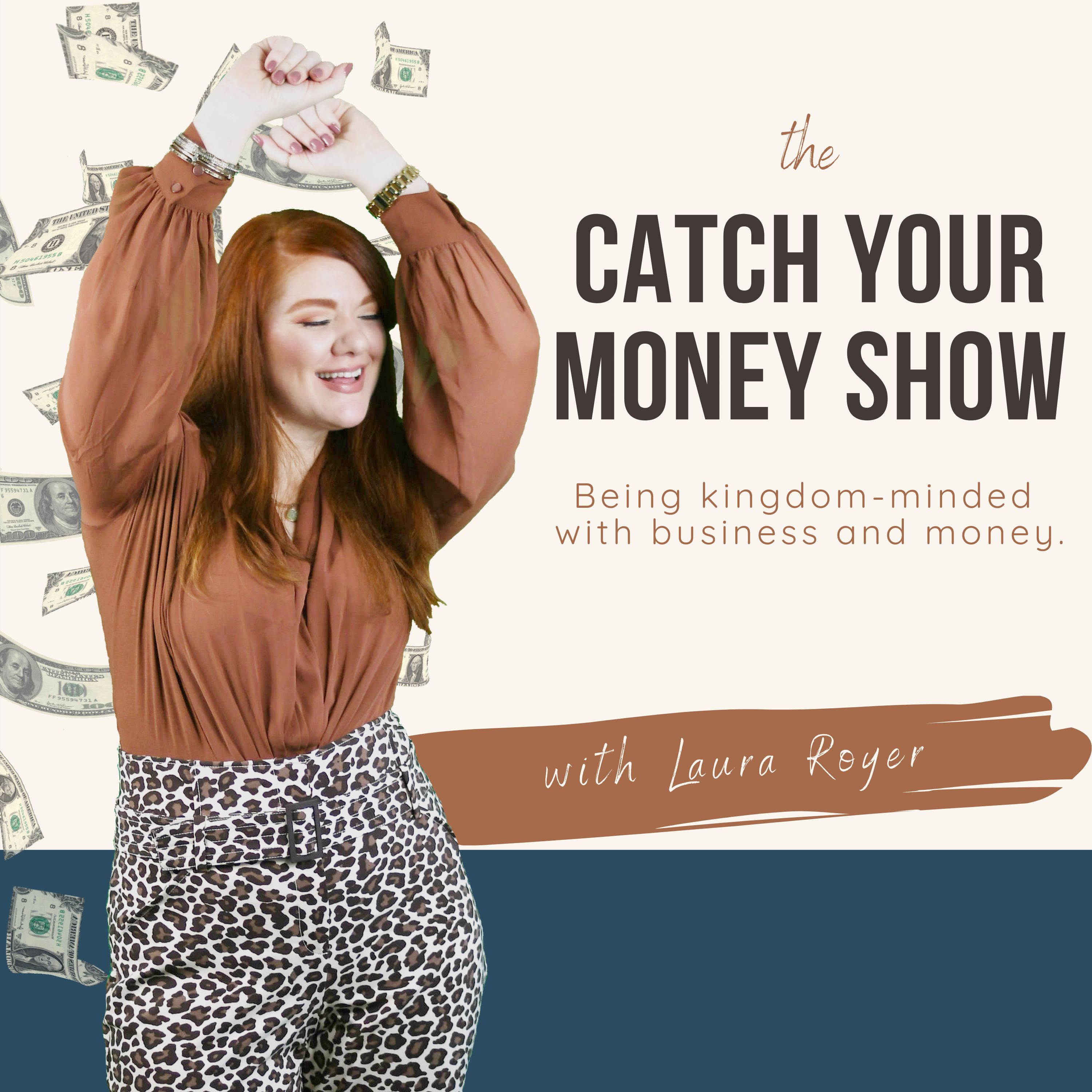 The Catch Your Money Show show art