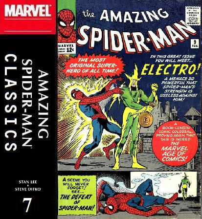 007 ASM Classics - Amazing Spider-Man 9