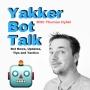 Artwork for Thomas Hybki, Host of the Yakker Bot Talk podcast