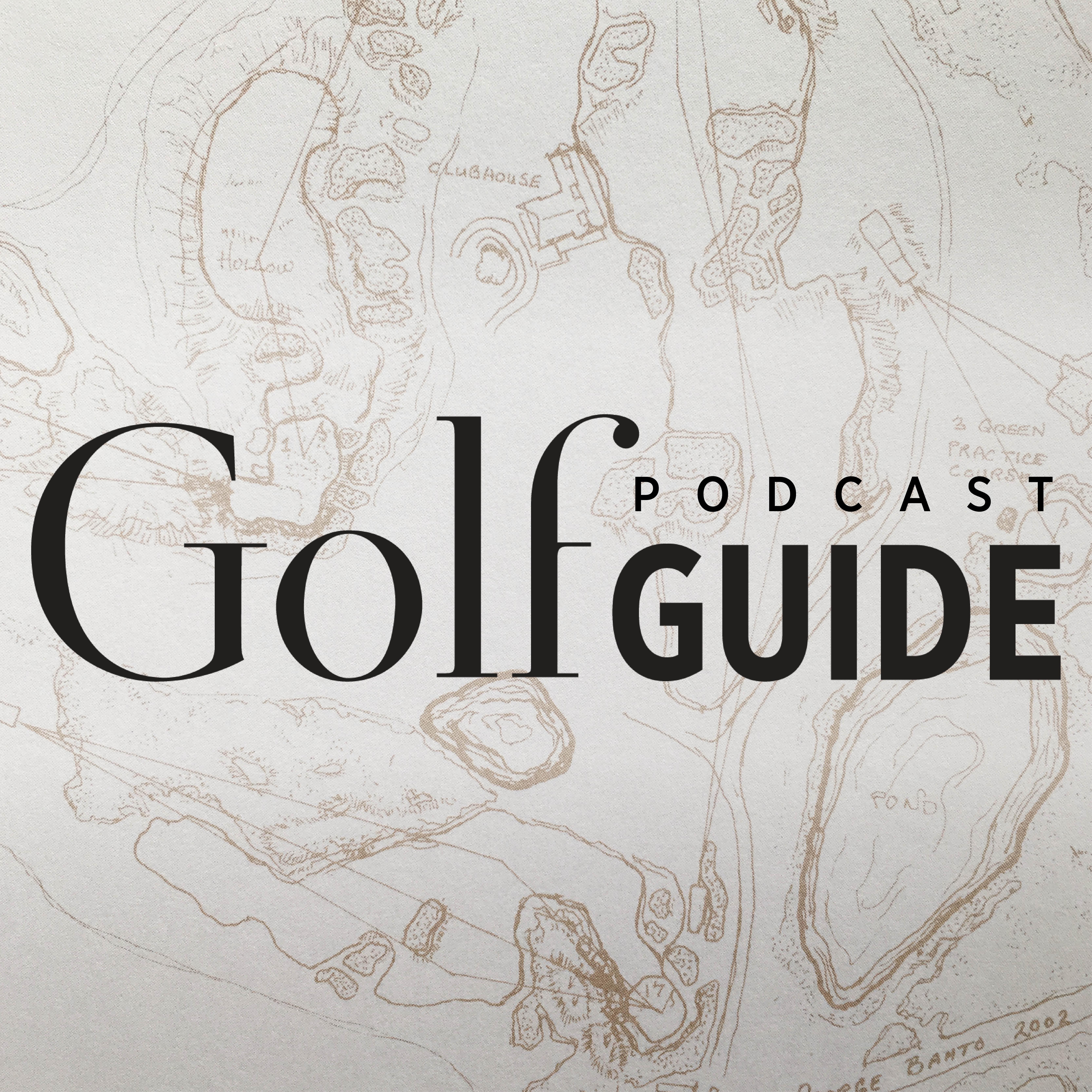 Golf Guide Podcast show art