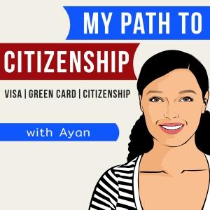 My Path To Citizenship:  K1 Fiance Visa | CR1 Spouse Visa | Green Card