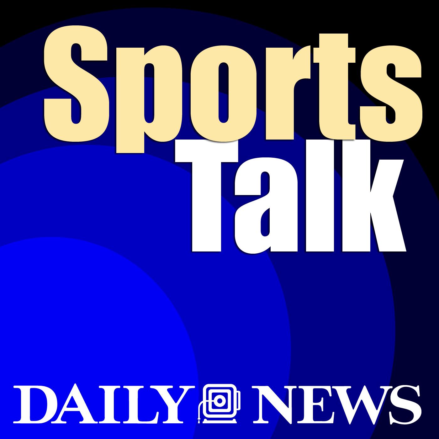 Daily News Sports Talk show art