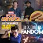 Artwork for Episode 135: Justin Warner of Food Network & Guy's Grocery Games