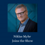 Artwork for Ep 146: Niklas Myhr Joins the Show