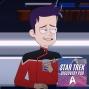 Artwork for Star Trek Lower Decks Episode 10 'No Small Parts' Review